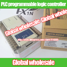 1pcs PLC programmable logic controller for Mitsubishi / FX1N-24MR-001/D 24MT-001/D Relay Transistor Logic Editor for Mitsubishi(China)