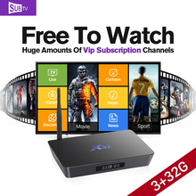 Buy X92 Smart Android 6.0 TV Box Amlogic S912 Octa Core 3GB 32GB Europe Arabic French IPTV Italian Channels Subscription Box HD for $89.59 in AliExpress store