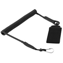 Outdoor Multifunctional Task Elastic Strap Rope Military Tactical Anti-lost Safety Line Climbing Rope Outdoor Accessories