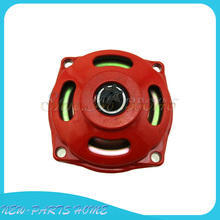 Red 25H 6T Clutch Drum Gear Box For 47cc 49cc Mini Moto Pocket Bike(China)