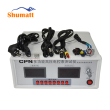 CPN High Pressure Pump Common Rail Injector EDC7 Electric Control System Test Simulator for Denso/Bosch HP2 HP3 HP4 CP1 CP2 CP3