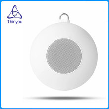 Thinyou Touch LED Light Hanging Lamp Smart Wireless Bluetooth Speaker Colorful outdoor portable Music Player SD card hands-free(China)