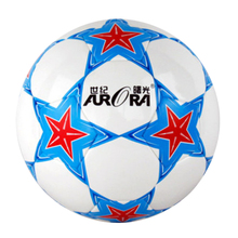soccer ball size 5 PU leather football competition training professional football Seamless Paste for soccer Free ship C36