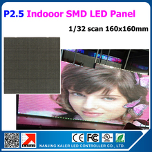 TEEHO Indoor full color p2.5mm 2121smd 32s led display panel high resolution led video wall