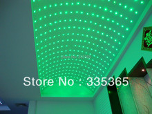 20pcs waterproof 0.2w rgb decorate led ceiling light / led ceiling lamp with 1pc controller(China)