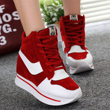 Buy Spring autumn winter sneakers women shoes platform sneakers women running shoes sport shoes women for $23.70 in AliExpress store