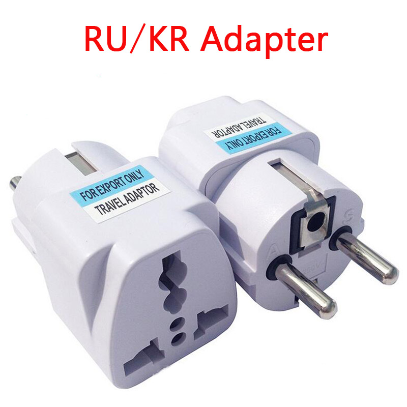International Travel Universal Adapter Electrical Plug For UK US EU AU RU KR Plug Socket Converter (2)