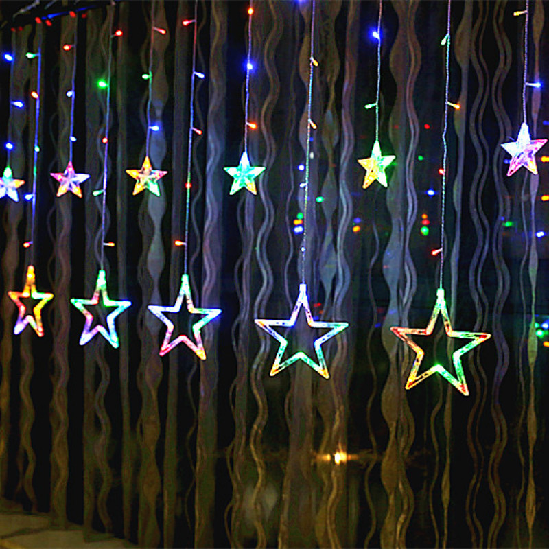 RGB big stars lights