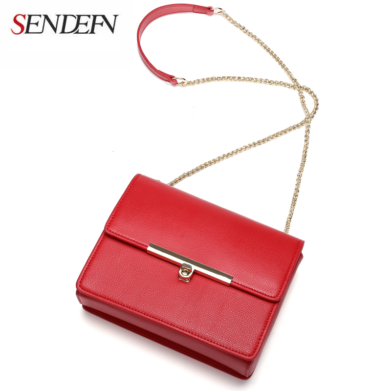 2017 New Women Split Leather Handbags Messenger Bags Fashion Lock Small Flap Shoulder Bag Ladies Mini Bags Female Daily Clutches<br>