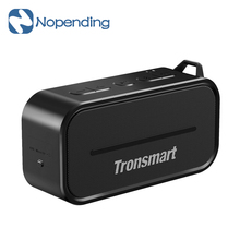 NEW Tronsmart Element T2 Bluetooth 4.2 Outdoor Water Resistant Speaker Portable and Mini Speaker Black for IOS Android Xiaomi(China)