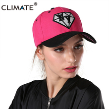 CLIMATE 2017 Unisex Youth Men Women Cool NY New York Diamon Baseball Caps NY City 3D Logo Colorful Cool Adjustable Sport Cap Hat