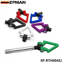 AUTOFAB - EPMAN Japan Models Car Racing Screw Aluminum CNC Triangle Ring Tow Towing Hook JDM RACE For Toyota AVANZA AF-RTH004SJ
