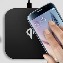 Buy 2017new Universal Mobile Phone Wireless Chargers Square Mobile Phone Accessories Wireless Charger iPhone 8 iPhone X for $5.21 in AliExpress store