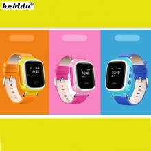 kebidu New Anti Lost Tracker GPS Q60 Kid Wristwatch Smart Watch GSM GPRS Locator Children Smartwatch Child Guard for iOS Android(China)