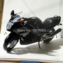 Brand New JOYCITY 1/12 JAPAN HONDA CBR 1100XX Super Blackbird Motorcycle Diecast Metal Motorbike Model Toy For Gift/KCollection