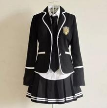 England k-on College School class service Japanese uniforms Korean high school Students outside suit uniforms SET