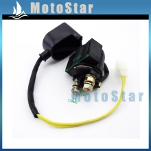 Starter Solenoid Relay For Chinese ATV Quad Scooter Moped Pit Dirt Motor Bike  50cc 70cc 90cc 110cc 125cc 150cc 200cc 250cc