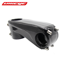 Buy Ullicyc Carbon Stem Bicycle Road/MTB Stems Mountain Bike Stem T Design 3K Matte/Gloss 31.8*80/90/100/110mm for $31.37 in AliExpress store