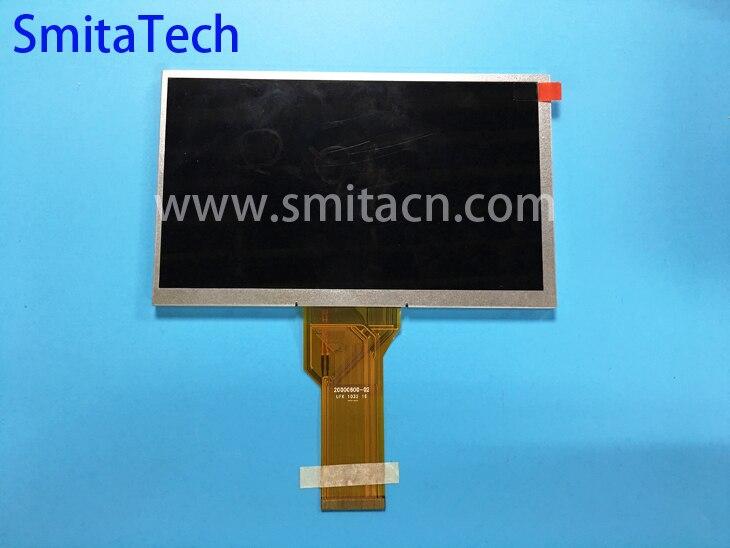 7.0 inch 165*100 tft LCD screen AT070TN94 industrial 450cd high brightness display panel <br>