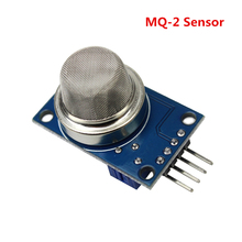 Smart Electronics 1pcs MQ2 MQ 2 MQ-2 Smoke Liquefied Flammable Methane Gas Sensor Module for arduino Diy Starter Kit