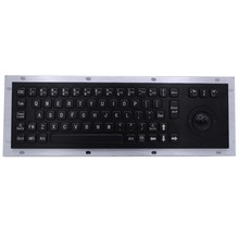 Kiosk Metal Keypad atm keyboard PC keyboards metal keyboard with Explosion-proof