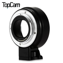 Viltrox EF - EOS M AF Auto Focus Mount Adapter allow auto focus and aperture controls for Canon EF-M Camera to EF Lenses