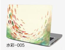 Laptop skin Notebook  case film 15.6 inch computer sticker outside protective cover ipad Van Gogh painting #18