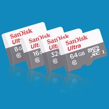 Original SanDisk Micro sd card Class 10 tf / micro sd card 48MB/s 16gb 32gb memory stick pro duo 8gb Class 4
