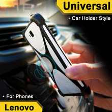 Lenovo vibe A/B/C case Traffical case For Drivers Lenovo Vibe C2/Power cover Elastic Car Holder Lenovo A1000m/A2016/A2020 case(China)