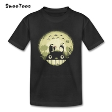 Forest Dream Children T Shirt Cotton Short Sleeve Round Neck Tshirt Tees Boys Girls 2017 Customized T-shirt For Baby