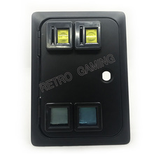 1 pcs Amercan Style Coin Selector Single Door for Casino Arcade Game Cabinet and Coin Operator Game Machine ect(China)