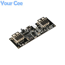 5V 2A 1A Solar Mobile Power Bank Charger Module 1.5A Lithium Li-ion 18650 Battery Charging Board Boost Step Up Micro USB