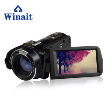 2017 Best Mini Camera High Definition Digital Video Camcorder with WIFI HDV-Z20 Full HD 1080P 16X Zoom 24MP Video Camera(China)