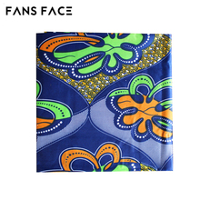 African Sege Gele Nigerian Head Ties Gele Sego Traditional Floral Print Super Jubilee Headties High Quality 2 YARDS X 1 YARDS /1(China)