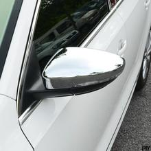 mirror cover side mirror cover special modified ABS Chrome trim for 2012 2013 2014 Volkswagen vw Jetta MK6 Accessories