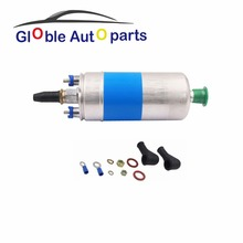 12V New Electric Fuel Pump For Ford Capri Escort Orion Benz 190 E-Class  300SE 380SE Puch G-Modell Porsche 911 VW Fox 0580254910