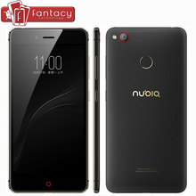 "Original Nubia Z11 Mini S 4GB RAM 64GB Snapdragon 625 Octa Core Fingerprint ID 23.0MP FDD LTE 4G 5.2 "" FHD 1080P Mobile Phone"