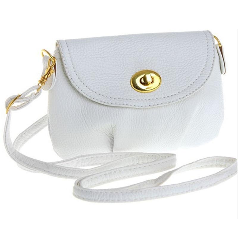 2017 Womens PU Shoulder Messenger bag Travel Handbag Trim Bag Dumplings package High Quality Free Shipping E803<br><br>Aliexpress