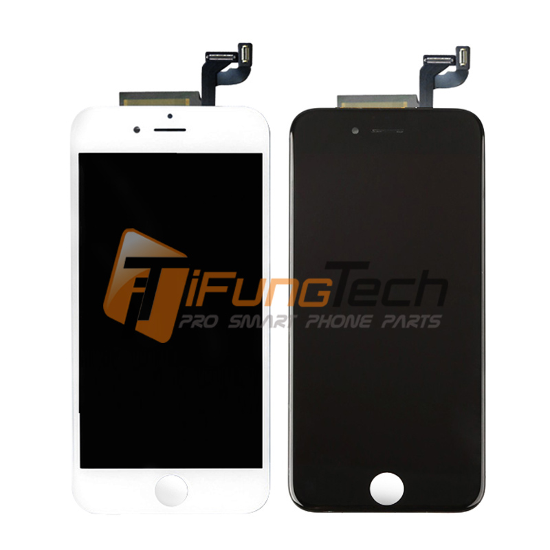 Top Quality LCD 100% Tested 3D Touch 4.7 For iPhone 6S LCD Screen Display Digitizer Assembly - White/Black Free Shipping<br><br>Aliexpress
