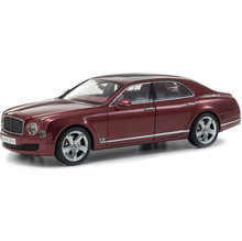 Bentley Mulsanne Speed 1:18 Alloy resin car model High-quality original Perfect details Limited Collector luxury car gift