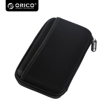 ORICO 2.5 Inch External Hard Drive Carrying Case HDD Enclosure Bag - Black PHE-25(China)