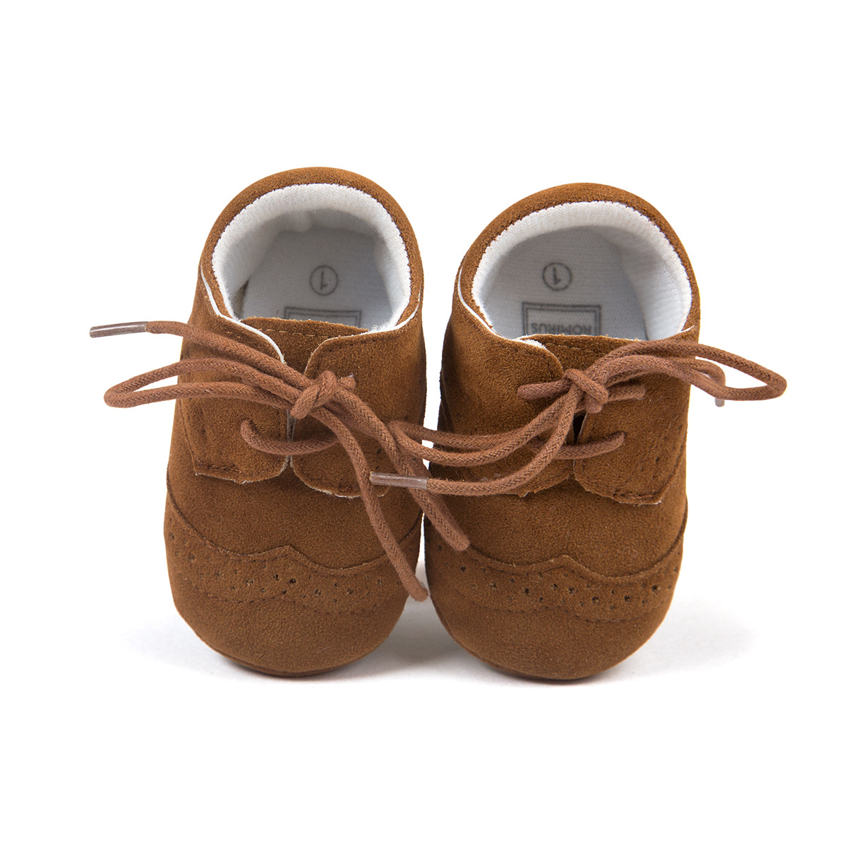 Old fashioned baby shoes 39