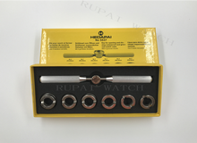Free Shipping Set of 6 case openers for Rolex Watch 18.5-29.5mm 5537 watch case opener(China)