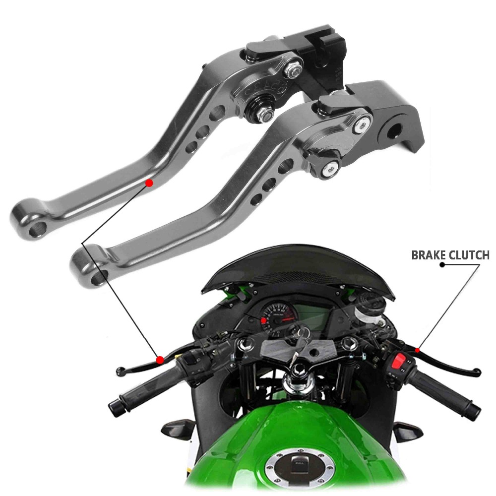 For Honda PCX Motorcycle Brake Short Levers For Honda PCX 125/150 All Years Hot Sale High-quality Moto goods CNC Levers Titanium<br><br>Aliexpress