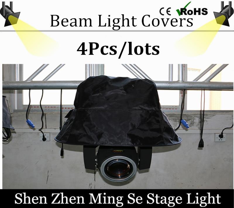 4pcs / 200w /230w beam light Rainproof cover 54x3w 18x10w Led par Rainproof cover stage lights Covers professional DJ equipment<br><br>Aliexpress