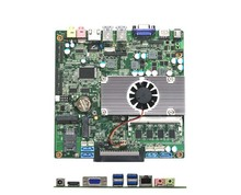 Best prices thin client i5 board firewall motherboard embedded single board computer Support power booting