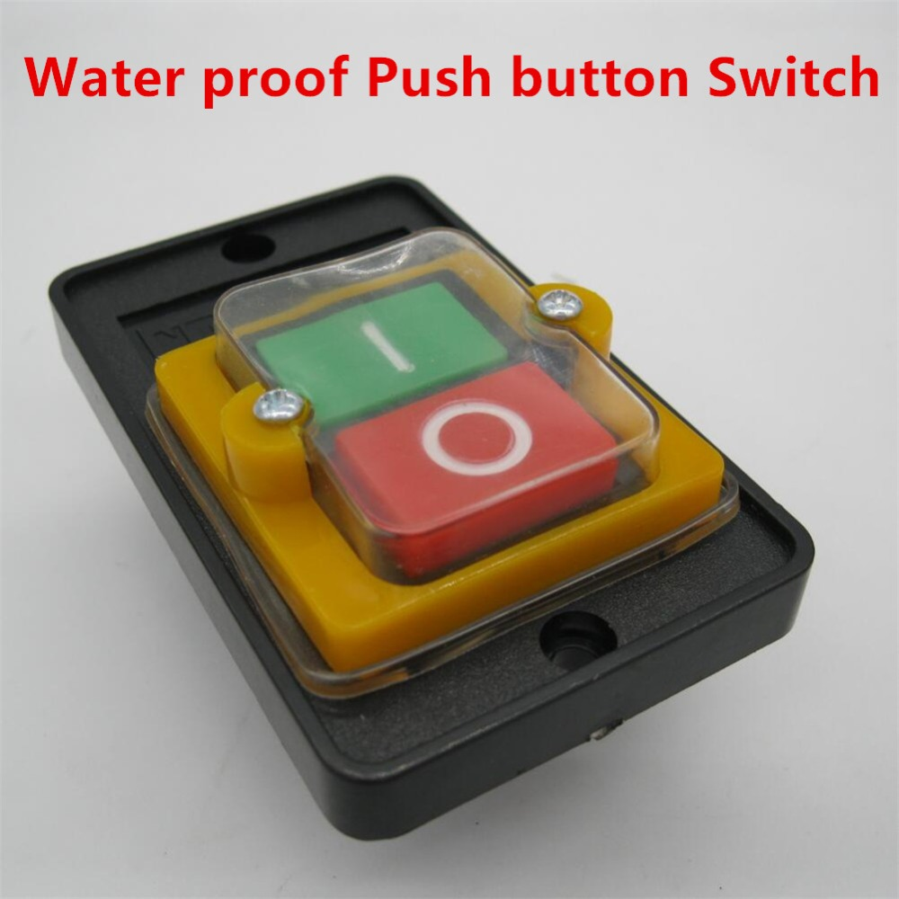 ON//OFF Water Proof Push Button Switch for Machine Tool KAO-5 10A 380V 220V