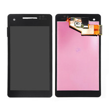 Black For Sony Xperia V LT25 LT25i LCD Display with Touch Screen Digitizer Full Assembly Replacement