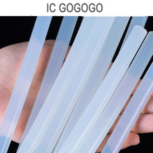 5pcs White Transparent Hot Melt Glue Sticks 7*190mm 7*170mm 7mm For Electric Glue Gun DIY Repair Tools Electronic Welding(China)