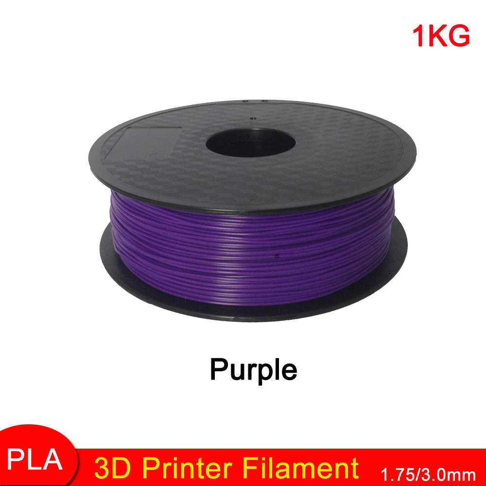 3D Printing Materials PLA 1.75mm for Makerbot Reprap Mendel UP Machine 1kg(2.2lb) 3D drawing  3D Printer Filaments 1china<br>